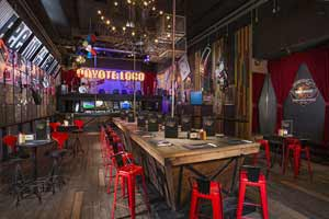Coyote Loco Mexican food, live music & karaoke - Grand Oasis Cancun