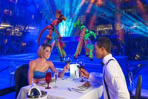 Red Circus Dinner & Show - Grand Oasis Cancun